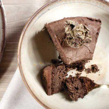torta de chocolate madame sucree