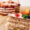 torta paraiso madame sucree