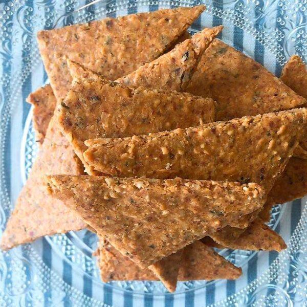 crackers parmesano madame sucree