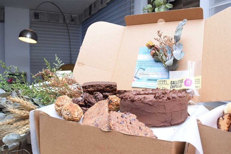 caja celebracion madame sucree
